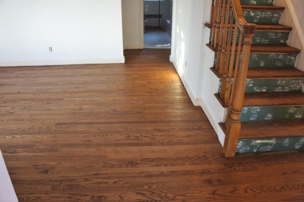 Gallery keri wood floors for Sanding hardwood floors