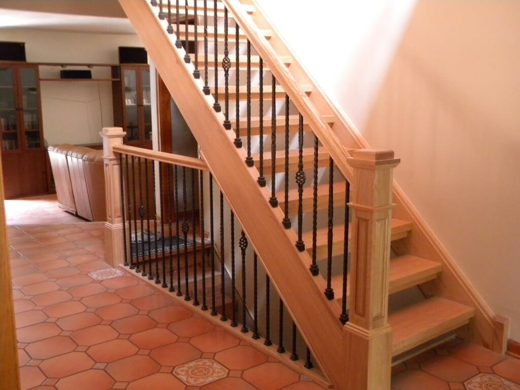 Staircase and Handrail Repair-Refinishing-Replacement
