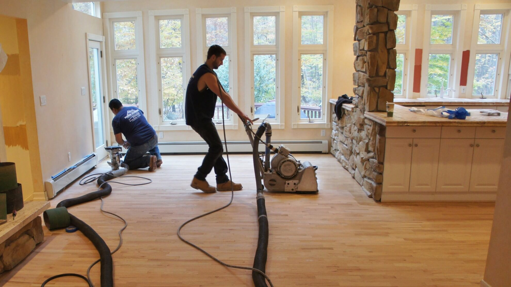 Dustless Hardwood Floor Solution in Wayne, NJ 07470