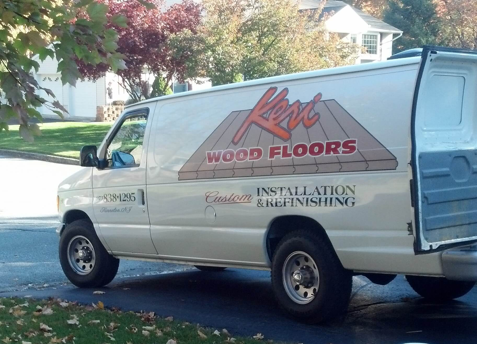 Dustless Hardwood Floor Solution In Wayne Nj 07470 Keri