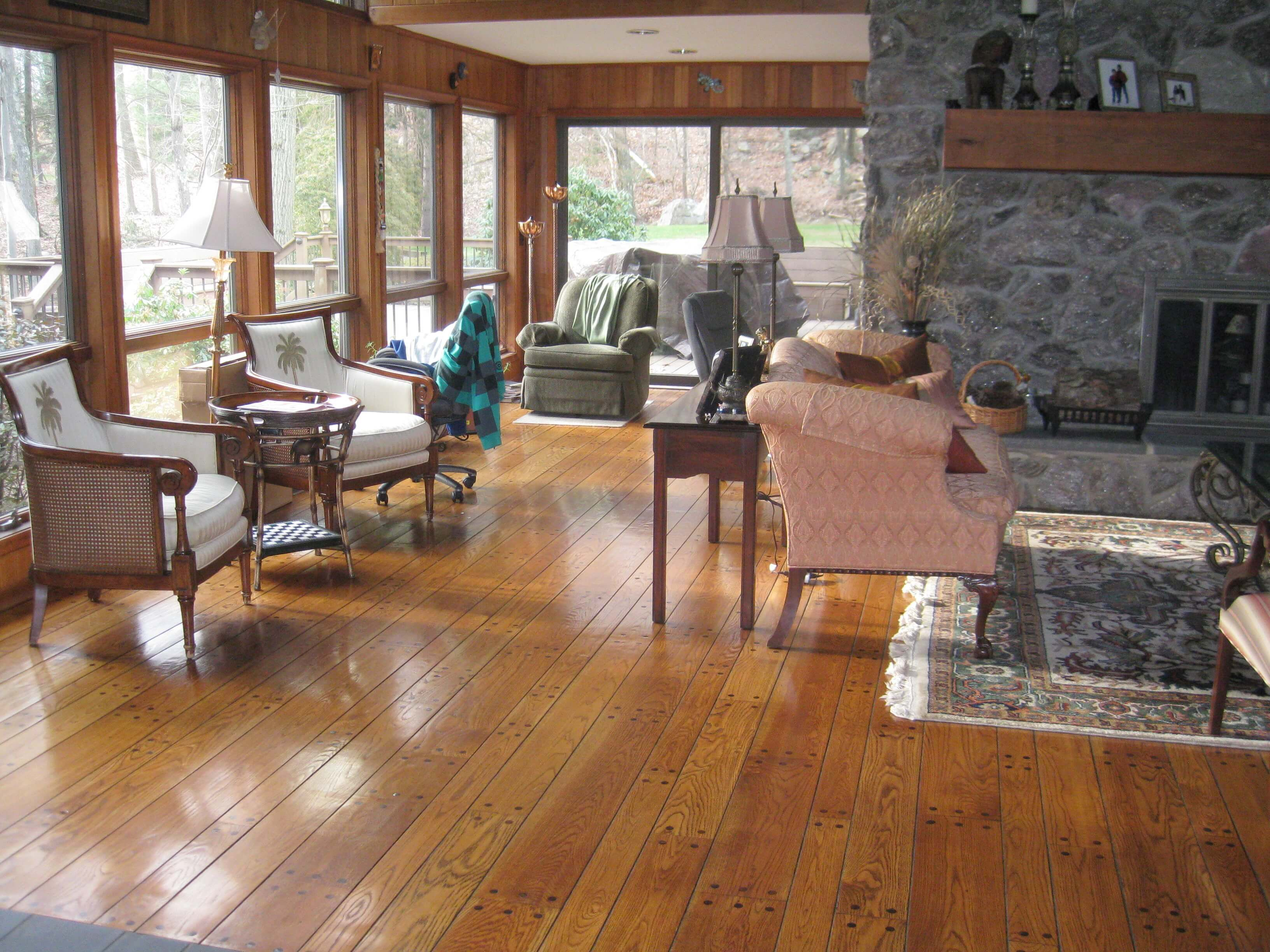 Laminate Or Wood Flooring hardwood vs. laminate flooring in kinnelon, nj - keri wood floors