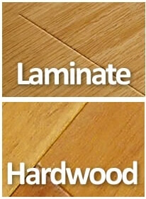 Hardwood Floors Versus Laminate hardwood vs. laminate flooring in kinnelon, nj - keri wood floors